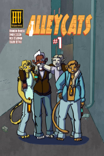 Alley Cats #1
