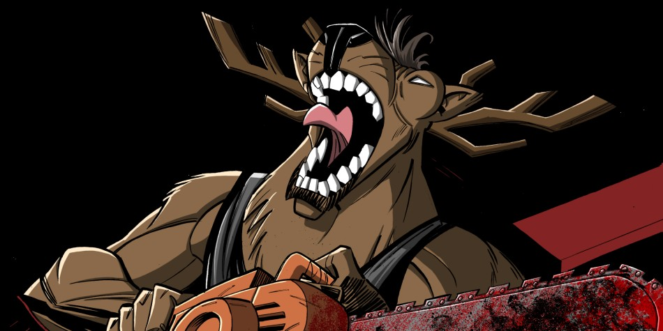 Chainsaw Reindeer (Coming Soon)